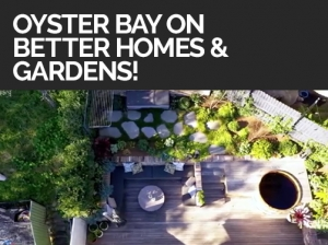 Oyster Bay on Better Homes and Gardens!